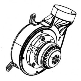 Ventilateur extracteur de fumées Nuance 5000