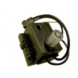 Boite relais BLACK BOX + cablage avec réchauffeur