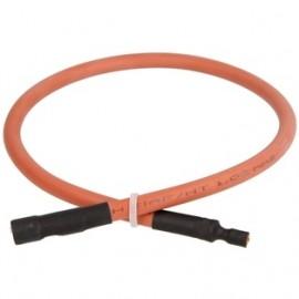 Cable d'allumage en silicone d 4x4 mm