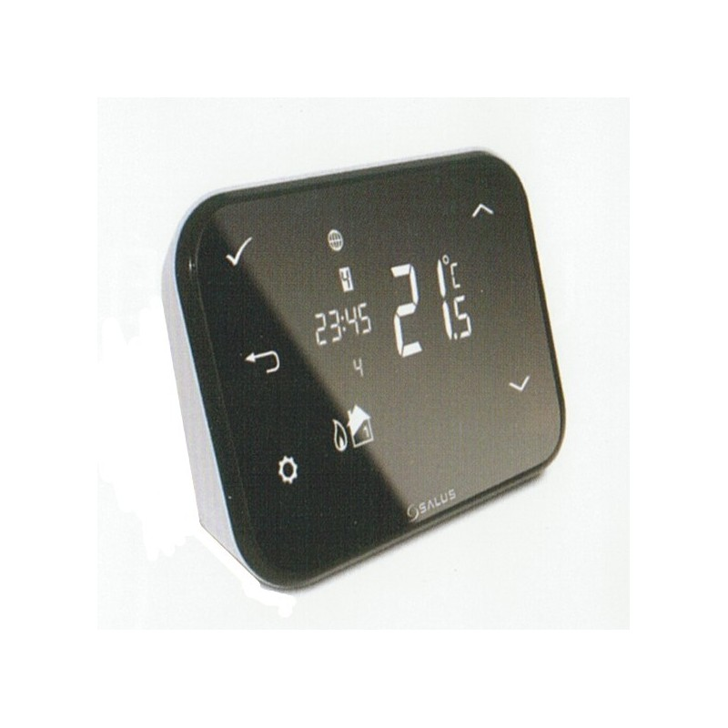 thermostat d 39 ambiance pilotable par internet sarl ecs. Black Bedroom Furniture Sets. Home Design Ideas