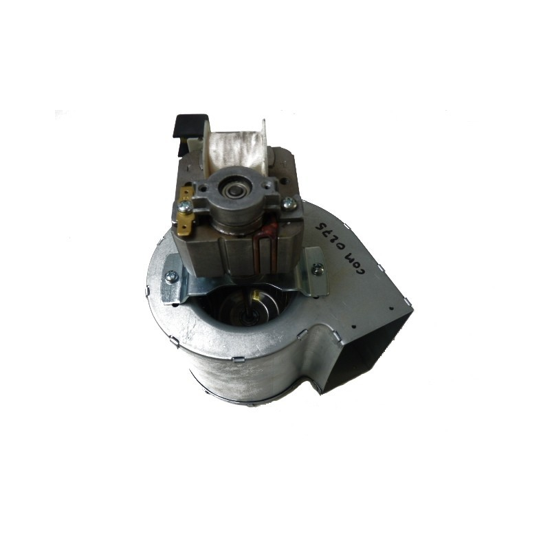 Ventilateur air chaud titania sarl ecs - Ventilateur air chaud silencieux ...
