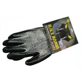 Paire gants BLACKMAMBA anti-coupure