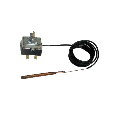 Thermostat r glable tr 96803 sarl ecs - Thermostat chaudiere fioul ...