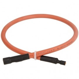 Cable d'allumage en silicone d 4x6.3 mm