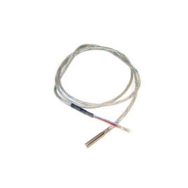 Smoke temperature sensor