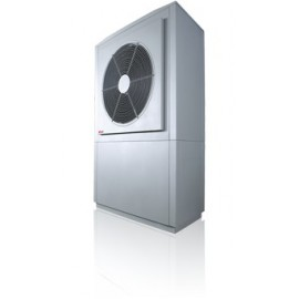 Pompe à chaleur haute température modulante 70°C