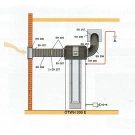 Chauffe-eaux thermodynamique OERTLI