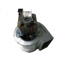 Ventilateur air chaud Titania